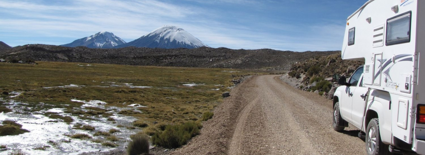 Parc Lauca Condor Travels
