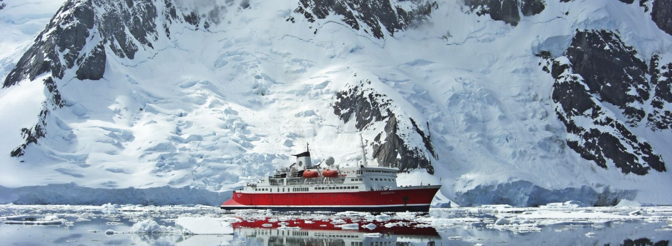 Antarctica Expedition Ship Condor Travels